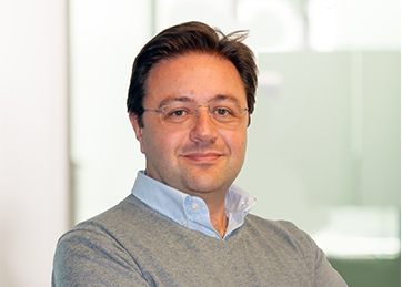 Francesco Antonucci, Senior Manager