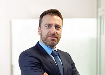Stephane Goddé, Senior Manager