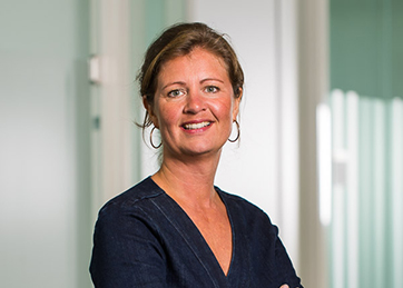 Lieselot Steenbeke, Senior Manager