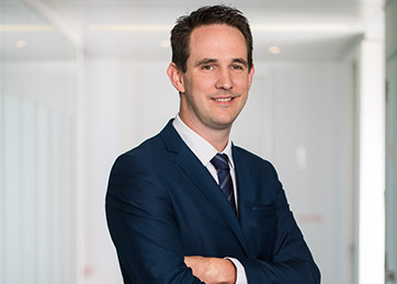 Sébastien Collard, Senior Manager