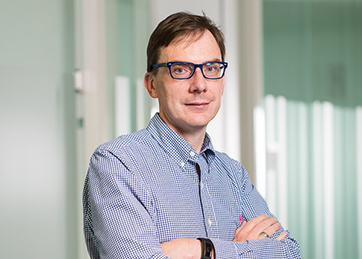 Bart Janssens, Senior Manager